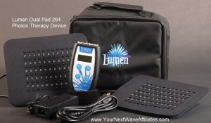 Lumen Dual Pad 264 Photon Therapy Device