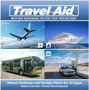 Travel Aid Patches