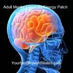 Adult Mental Focus BioEnergy Patch