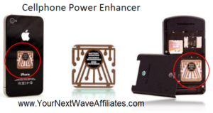 EMR Defender Cell Phone Power Enhancer - Application