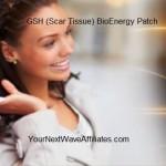 GSH (Scar Tissue) BioEnergy Patch