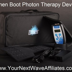 Lumen Boot – Photon Therapy Device