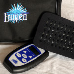 Lumen 90 with LED Pad & Carry Case