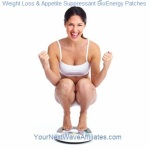 Weight Loss & Appetite Suppressant BioEnergy Patches