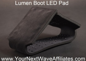 Lumen Boot LED Pad Pyramid
