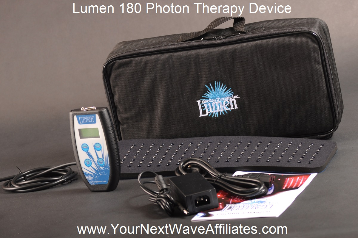 Dr Sherry Rogers M D Endorses This Lumen Photon Therapy