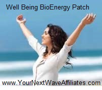 Next Wave Well Being BioEnergy Wearable Patch